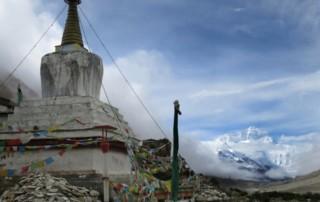 Rongbuk i Mt. Everest