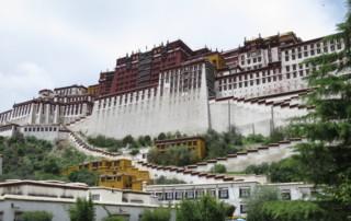 Lhasa Potala Tibet