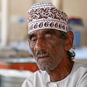 Fish Market Mutrah Oman