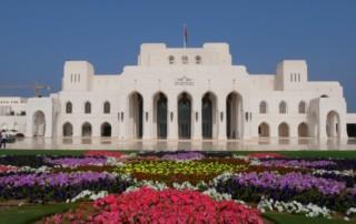 Oman, Muscat Royal Opera House