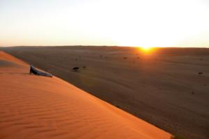 Wahiba Desert Oman