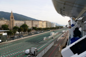 Korzika, Bastia