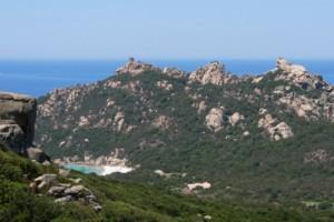 Roccapina, Corsica